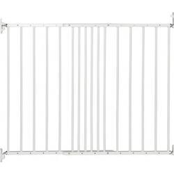 Baby Dan Multidan Metal Wall Mounted Gate White
