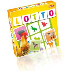 Spiel: Lotto Farm Animals