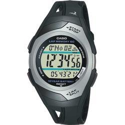 Casio Collection – Unisex/Armbanduhr mit Digital/Display und Resin/Armband – STR/300C/1VER