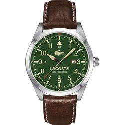 Lacoste 2010781 Montreal Green/Leather Ø44 mm