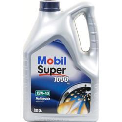 Mobil Super 1000 X1 15W-40 5 Liter