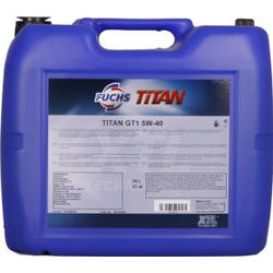 Fuchs Titan GT1 5W-40 20 Liter Kanister