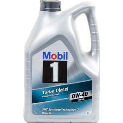 Mobil 1 Turbo Diesel 0W-40 5 Liter