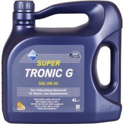 Aral SuperTronic G 0W-30 4 Liter Kanne