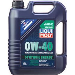 Liqui Moly SYNTHOIL ENERGY 0W-40 5 Liter Kanne
