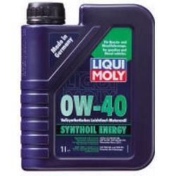 Liqui Moly SYNTHOIL ENERGY 0W-40 1 Liter Dose