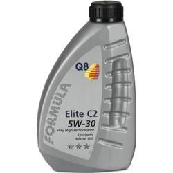 Q8 Oils Formula Elite C2 5W-30 Motoröl 1 Liter Dose