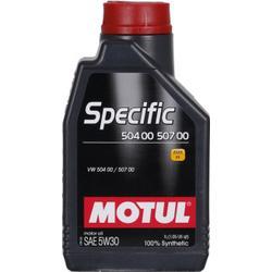 Motul Specific 504 00 507 00 5W-30 1 Liter Dose