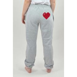 Sweatpants Grau, Heart