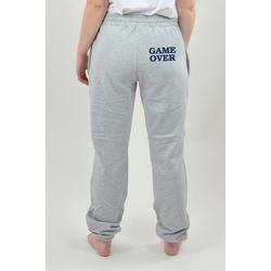 Sweatpants Grau, Game Over