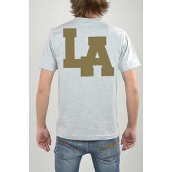 T-Shirt Grau, LA