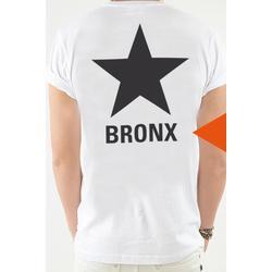 T-Shirt weiß, STAR