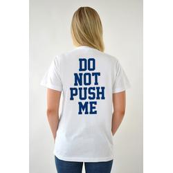 T-Shirt weiß, Do Not.