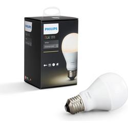Philips Hue LED Pære E27 Hvid