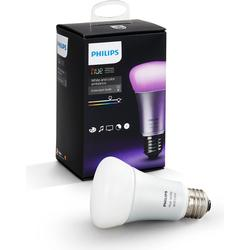 Philips Hue LED Pære E27 Farvet