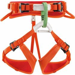 Petzl Kindergurt MACCHU - Klettergurt - orange