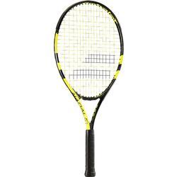 Babolat Nadal Junior 25 Tennisschläger, Schwarz / Gelb