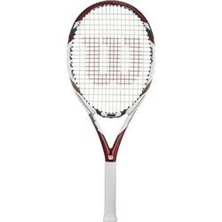 Wilson Tennisschläger Five Lite BLX, White/Red/Grey, L2, WRT72650U2