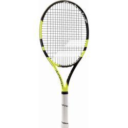 Babolat Jungen Aero Tennis/Schläger, Schwarz, One Size