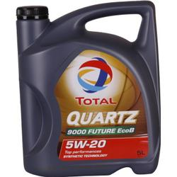 Total Quartz 9000 Future EcoB 5W-20 5 Liter Kanne