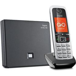 Gigaset Schnurloses Telefon VoIP C430A GO Anrufbeantworter, Freisprechen, Headsetanschluss Farb-TFT