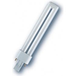 Lampe 9W/830 Dulux S G23 - Osram
