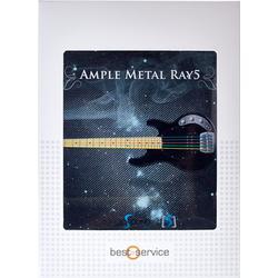 Ample Bass Metal Ray5 II