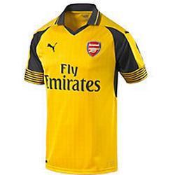 PUMA Herren Trikot AFC Away Replica Shirt, spectra yellow/ebony, M, 749714 03
