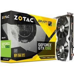 GeForce GTX 1060 AMP! Edition, Grafikkarte + NVIDIA ROCKET LEAGUE DC (einlösbar bis 30.08.2017)-Spiel