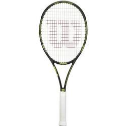 Wilson Tennisschläger Blade 98S, Black/Lime, L2, WRT72360U2