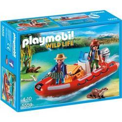 Playmobil - Explorer Gummibåd (5559)