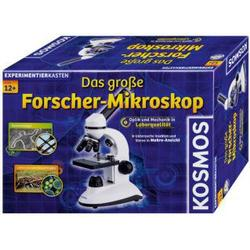 Kosmos Experimentierkasten Das große Forscher-Mikroskop 636029 ab 12 Jahre
