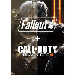 Fallout 4 + Black Ops 3 Combo Pack (PC)