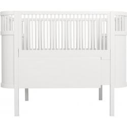 Sebra Baby-& Juniorbett, Weiß