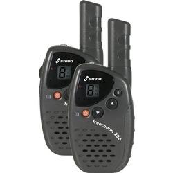 Stabo PMR-Handfunkgerät freecomm 200 20200 2er Set