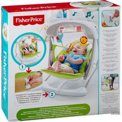 Fisher Price Baby Gear 2-in-1 Babyschaukel kompakt