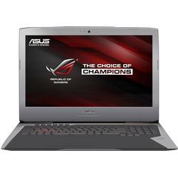ASUS ROG G752VT-GC104T Gaming Notebook 17.3 Zoll Full HD i7-6700HQ 8GB 256GB SSD + 1TB HDD GTX 970M