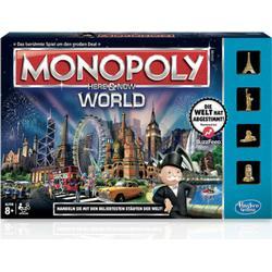 Hasbro Gaming - Monopoly World