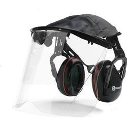 Gehörschutz mit Plexiglas