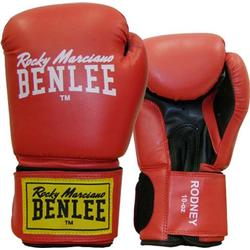 Benlee Box-Handschuh Rodney (Größe: 16 Unzen, 050 rot/schwarz)
