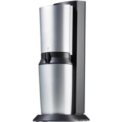 SodaStream Wassersprudler Crystal Design titanfarbig