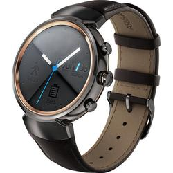 Asus Zenwatch 3 WI503Q/2RBGE0001 (3,5cm (1,39 Zoll), Amoled, 400 x 400 Qualcomm Snapdragon Wear 2100, 512MB, 4GB, Android Wear Sportarmband) beige