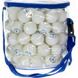 Rucanor Table Tennis Balls Single Circle (100x)
