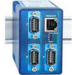 W&T Com-Server Highspeed Isolated, 3 serielle Ports,