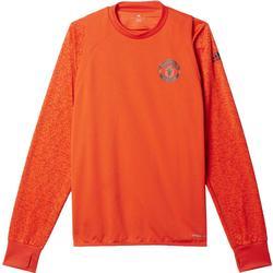 Manchester United Trainingsshirt - Rot/Grau