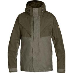 FjallRaven Drev Jacket - Dark Olive - Jagdjacken XL