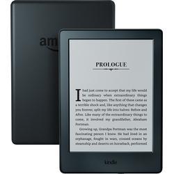 Amazon Kindle 6´´ (15,2 cm) Touchscreen (ohne integriertes Licht), WLAN, weiß, mit Spezialangeboten