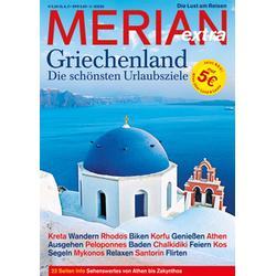 MERIAN Griechenland extra