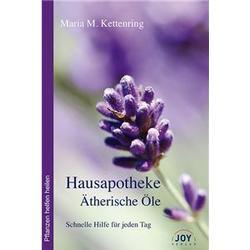 Primavera Home Düftbücher Maria M.KettenringHausapotheke Ätherische Öle - Schnelle Hilfe für jeden Tag  1 Stk.