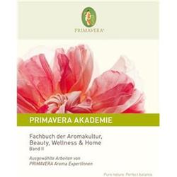 Primavera Home Düftbücher Fachbuch der Aromatherapie Duftbuch  1 Stk.